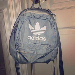 Sky blue Adidas mini backpack!!!